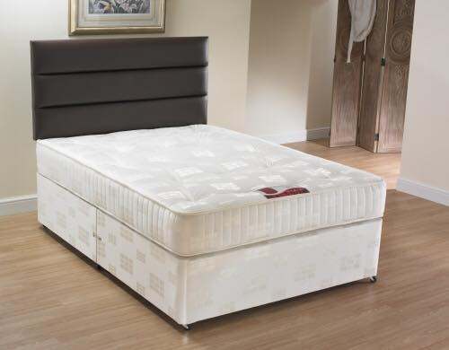 Jolie Divan bed by La Romantica